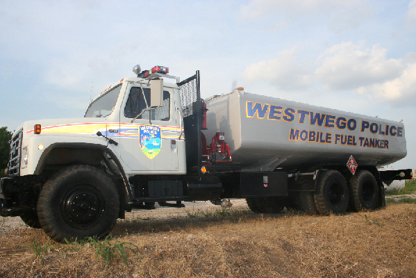The City of Westwego   Police Department